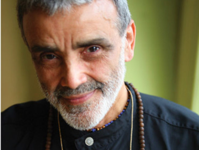 SRI DHARMA MITTRA À NEW YORK