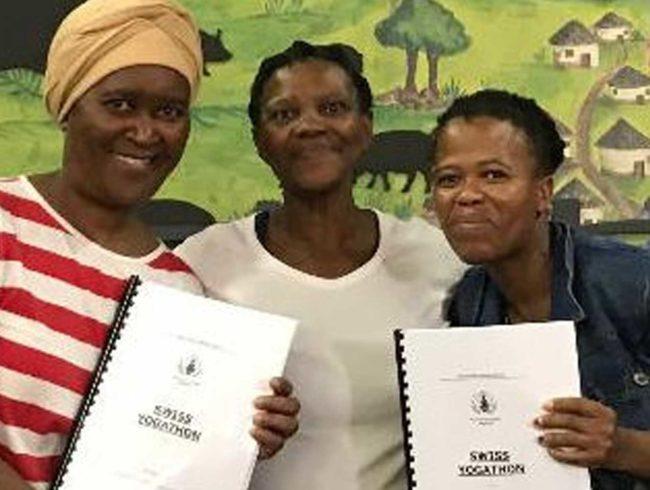De nouveaux stagiaires rejoignent Ahim'SA