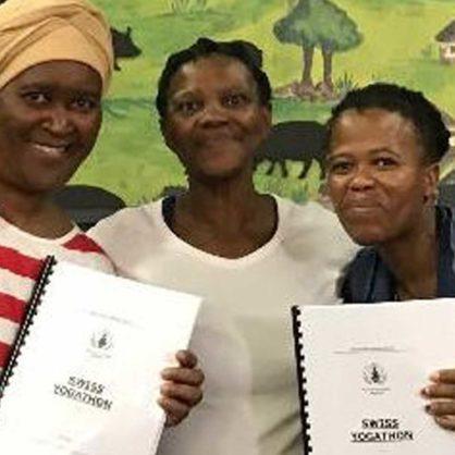 New Trainees join Ahim'SA