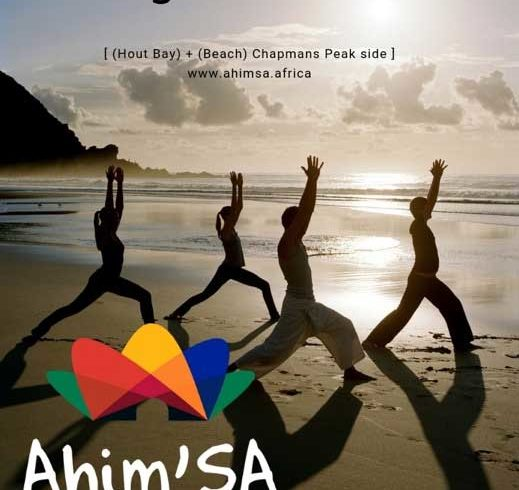 Yoga On Hout Bay Beach